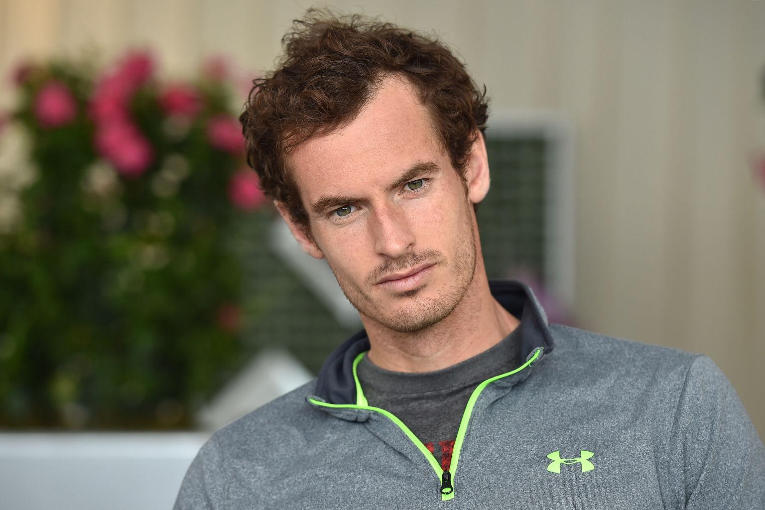 MURRAY IN MONTE CARLO: Er scheiterte im Halbfinale an Rafael Nadal.