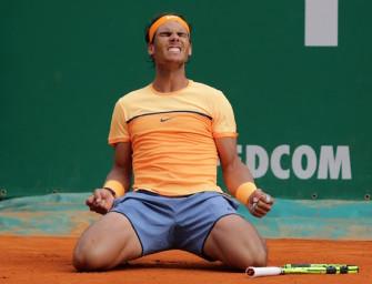 Nadal schlägt Monfils: 9. Titel in Monte Carlo