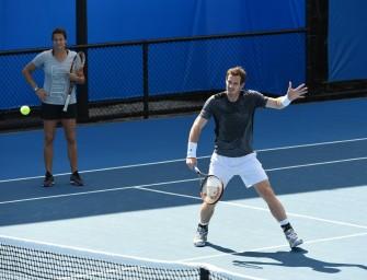 Murray trennt sich von Trainerin Mauresmo