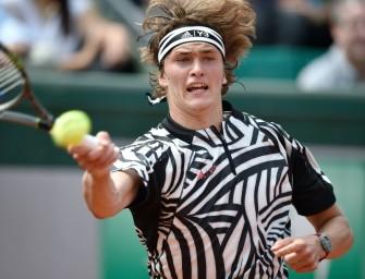 French Open: Zverev verpasst Achtelfinale
