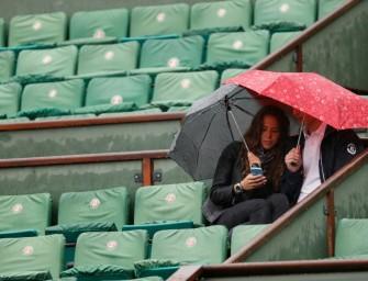 """Keine Matches: Erster """"Washout"""" in Paris seit 2000"""