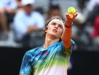 Nizza: Zverev steht im Halbfinale