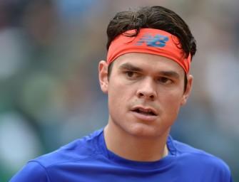 French Open: Raonic überraschend ausgeschieden