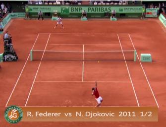 Best of Roland Garros: Die spektakulärsten Rallys & Schläge