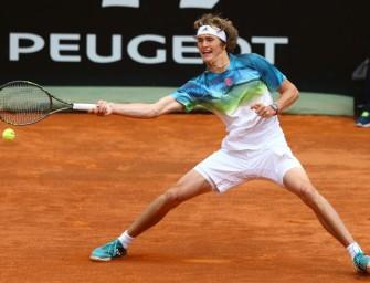 Nizza: Zverev nach Kraftakt im Viertelfinale