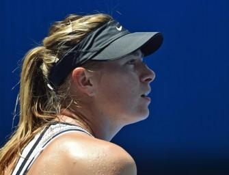 Trotz Doping-Suspendierung: Sharapova im Olympia-Aufgebot
