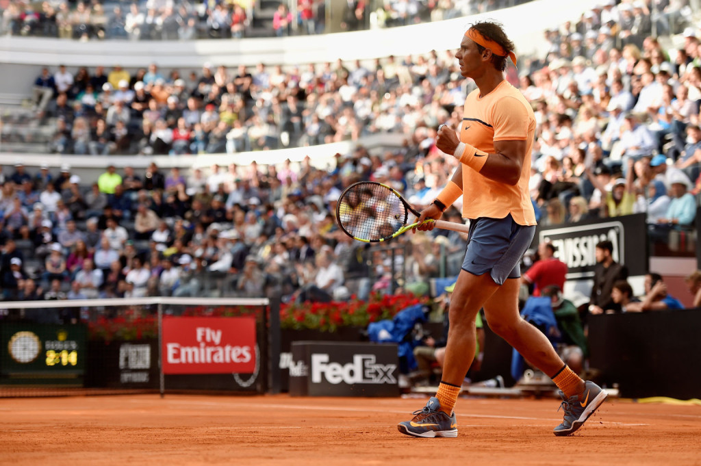 Kolumne Sandplatzgötter: Nadal lebt!
