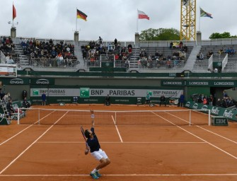 French Open-Livescore an Tag 4
