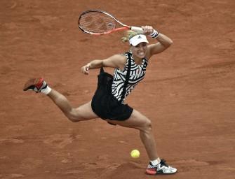 French Open: Kerber kassiert bittere Erstrunden-Pleite
