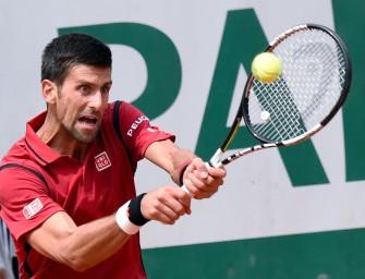 French Open-Livescore: Djokovic, Zverev & Co.!