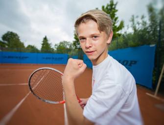 """Archivperle: Marvin Möller mit 14 –""""Ich will Profi werden"""""""