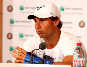 """Podcast aus Paris: """"Nadals Absage war komplett überraschend"""""""