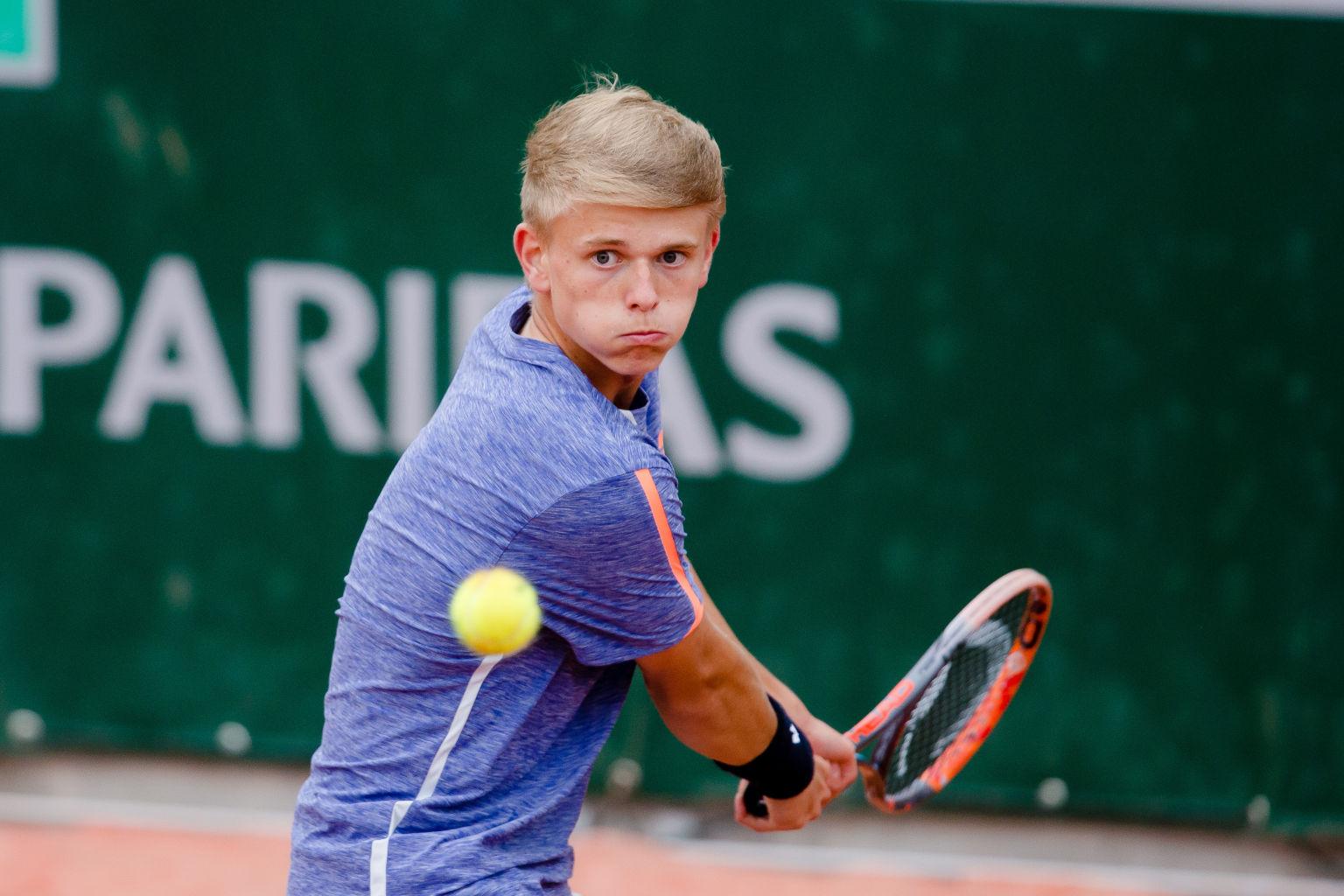 Marvin Möller wird beim ATP-Turnier in Hamburg sein Debüt feiern.