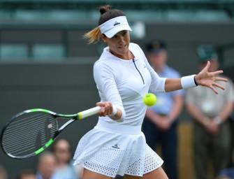 French-Open-Siegerin Muguruza in Wimbledon überraschend ausgeschieden