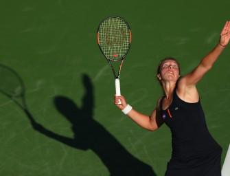 WTA in 's-Hertogenbosch: Friedsam scheitert in erster Runde