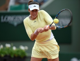Spanierin Muguruza erstmals im Halbfinale der French Open