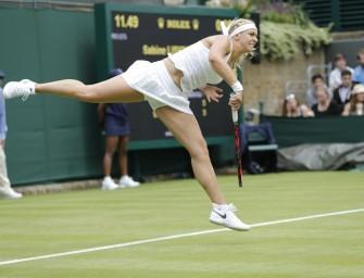 Wimbledon: Lisicki und Witthöft in Runde zwei