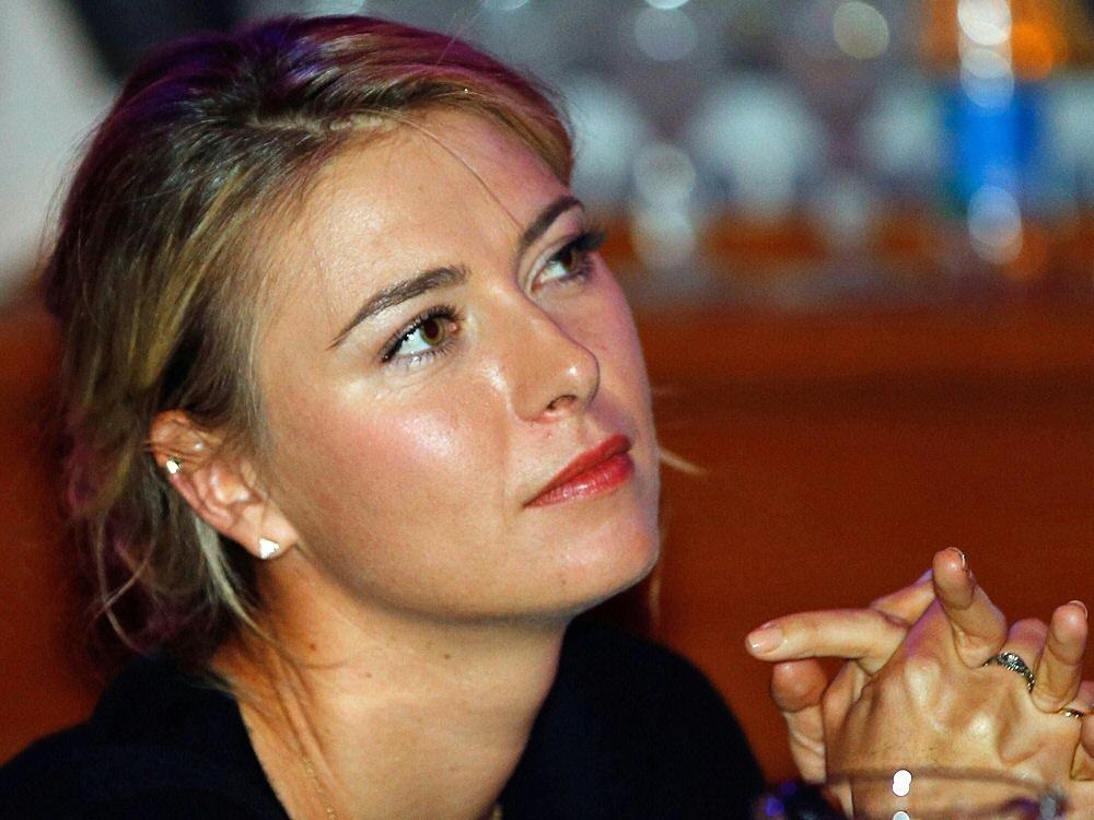 Vom Court an die Uni: Maria Scharapowa