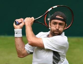 Benjamin Becker gewinnt Auftaktmatch in Nottingham