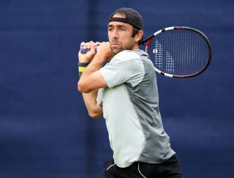 Becker verpasst Viertelfinale in Nottingham