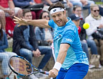 Wimbledon-Qualifikation: Berrer und Brands gewinnen deutsche Duelle