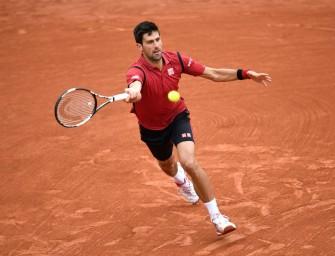 French Open: Djokovic im Halbfinale gegen Thiem