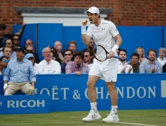 Rekord: Murray triumphiert zum fünften Mal in Queen´s