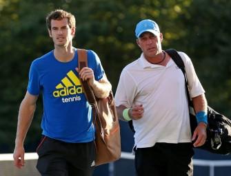 Trainerkarussell: Murray holt Lendl als Coach zurück