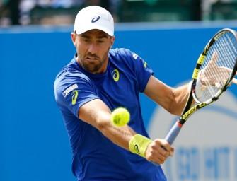 Tennis: Johnson feiert in Nottingham ersten Turniersieg