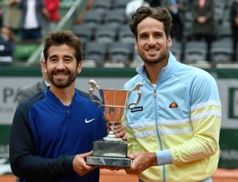 Spanisches Duo Lopez/Lopez gewinnt Doppel-Titel in Paris