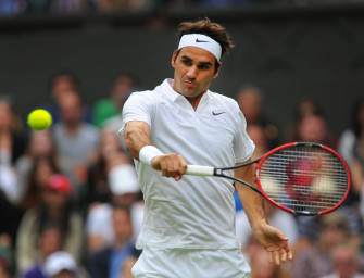 """Federer im Interview: """"Zverev wird weit kommen"""""""