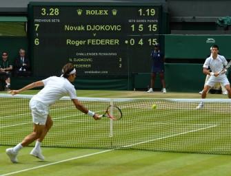 Ersteigern Sie ein exklusives Wimbledon-Paket