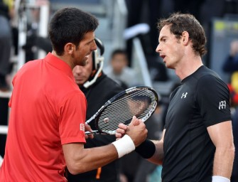 Match des Tages am Sonntag: Djokovic vs. Murray