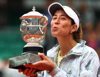 Garbine Muguruza gewinnt French Open 2016