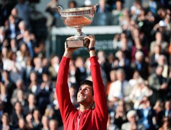 Mail aus Paris: Djokovics Triumph für die Geschichtsbücher