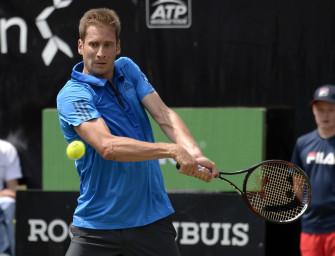 Erstes Finale seit fast fünf Jahren: Mayer trifft in Halle auf Zverev