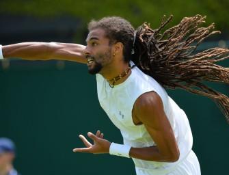 Mail aus Wimbledon: Wieder Dustin Brown-Zeit