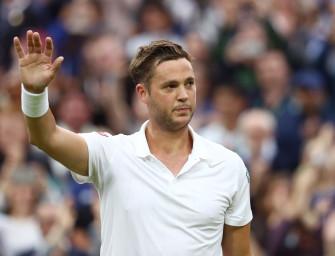 Mail aus Wimbledon: Good-bye Marcus Willis!