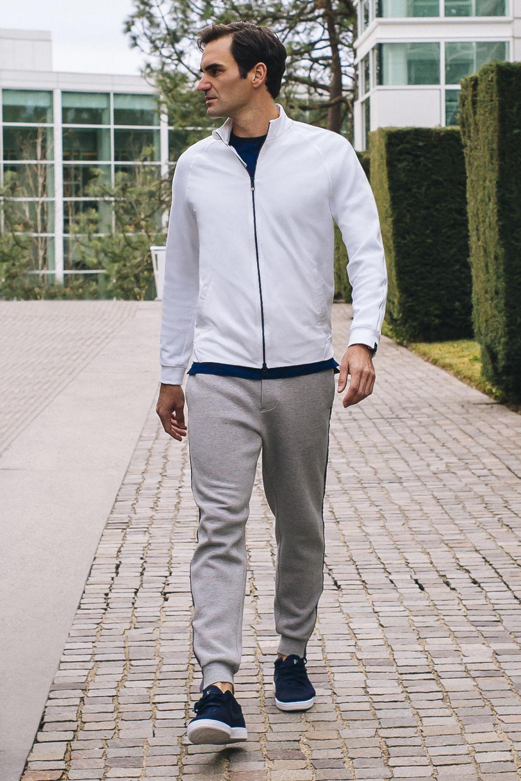 Roger Federer: Was sein Stil über ihn verrät. Fotos: Nike