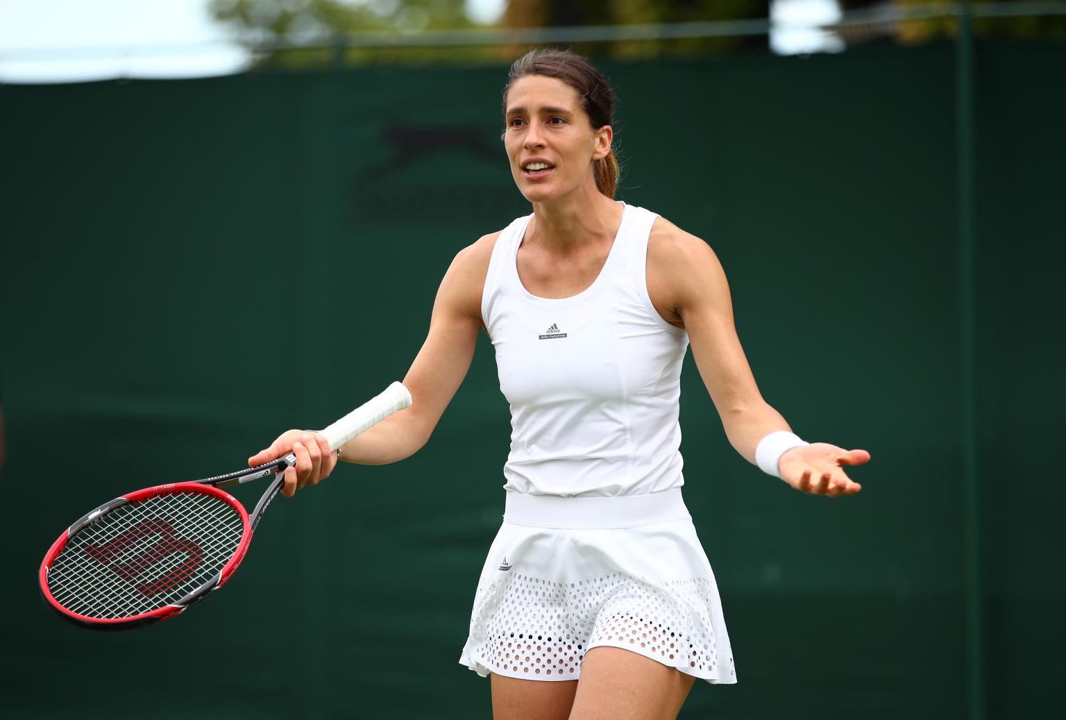 Andrea Petkovic unterlag der Russin Elena Vesnina