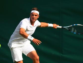 Nobody Willis: Als 775. der Weltrangliste gegen Federer