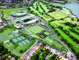 Der Masterplan: So wird Wimbledon spätestens 2028 aussehen