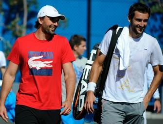 Cilic und Ivanisevic gehen getrennte Wege