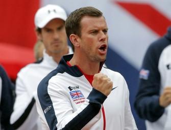 Davis Cup: Briten auch ohne Murray im Halbfinale