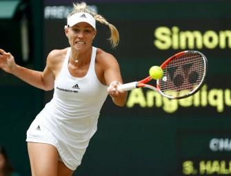 Kerber im Wimbledon-Halbfinale – und bald die Nummer eins?