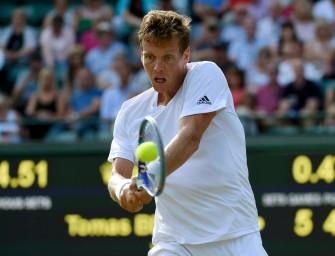 Wimbledon: Berdych und Murray komplettieren Halbfinale