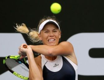 Wozniacki sagt Teilnahme in Montreal ab