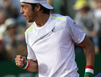 Lorenzi gewinnt ATP-Turnier in Kitzbühel