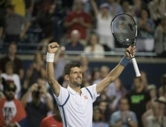 Djokovic und Nishikori im Finale von Toronto