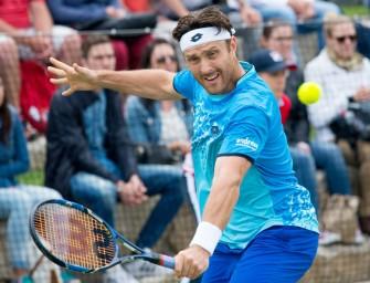 Kitzbühel: Berrer raus, Zverev in Runde zwei